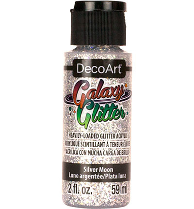 Galaxy Glitter Silver Moon DGG02-30 59 ml
