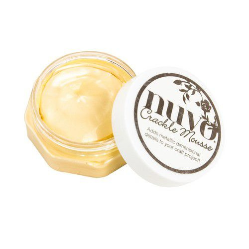 Nuvo Crackle Mousse - Ivory Coast 1396N
