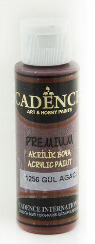 Cadence Premium acrylverf (semi mat) Rozenhout bruin 01 003 1256 0070 70 ml