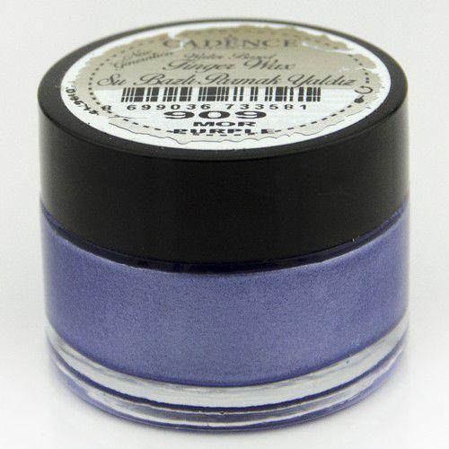 Cadence Water Based vinger Wax Paars 01 015 0909 0020 20 ml