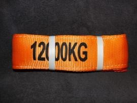 Boomlint kort 75mm x 1.5 mtr (12T)