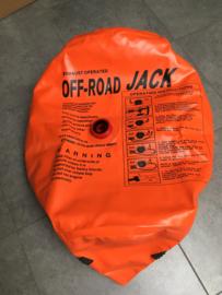 Luchtkrik /  exhaust jack / airjack 4T + accessoires