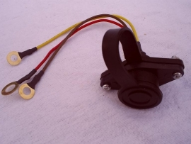 Driepins plug