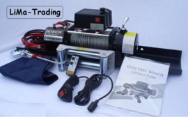 ROBSON 8500 lbs 3.8T 12v + accessoires en  montageplaat