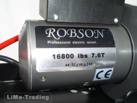 ROBSON  16800 lbs 7.6T  12V + accessoires