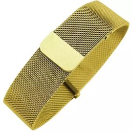 Stalen Horlogeband 22mm met Magneetsluiting WD017G