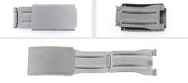 Titanium klapsluiting SL680L 10,12,14mm