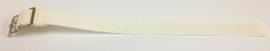 Perlon band 18mm wit NR.12