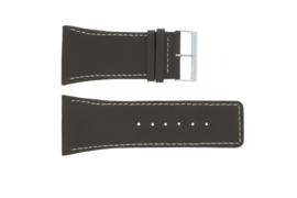 Echt lederen horloge band bruin 38mm P310