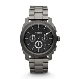Fossil FS4662 Machine horloge + GRATIS bandverkleiner