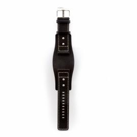 Onderliggende horlogeband bruin 24mm JR-9990