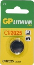 knoopcel GP CR2025