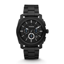 Fossil FS4552 Machine horloge + GRATIS bandverkleiner