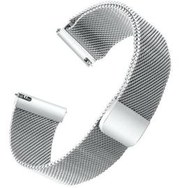 Stalen Horlogeband 16mm met Magneetsluiting WD017S