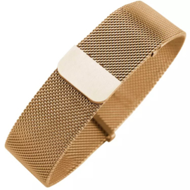 Stalen Horlogeband 22mm met Magneetsluiting WD017R