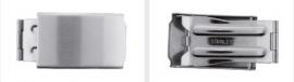 Klapsluiting recht SL6441 geschikt voor metaal banden