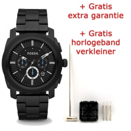 Fossil horloge FS-4552 + GRATIS extra garantie en bandverkleiner