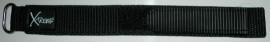 Klittenband 16mm zwart NR. 4