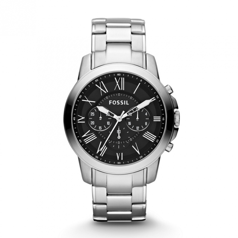 Fossil horloge FS-4736IE + GRATIS extra garantie en bandverkleiner