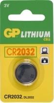 Knoopcel GP CR2032