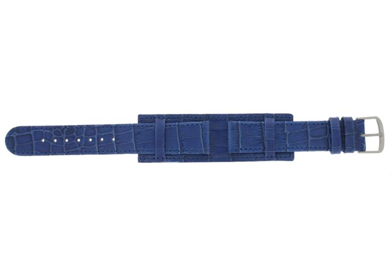 Echt lederen onderliggende band 18mm 61325.55.18-6