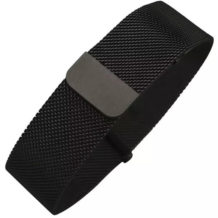 Stalen Horlogeband 20mm met Magneetsluiting WD017B
