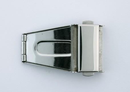 Klapsluiting SL651 geschikt voor metaal banden
