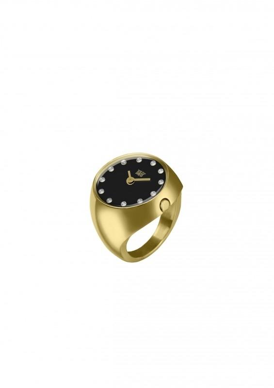 Ring horloge Davis 2015