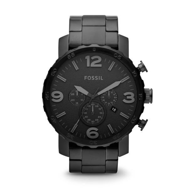 Fossil JR1401 Nate horloge + GRATIS bandverkleiner