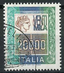 Italie, michel 2001, o
