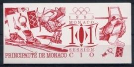 Monaco , michel MH 10 , xx