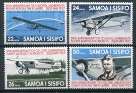 Samoa, michel 350/53, xx