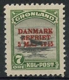Groenland, michel 19 , xx