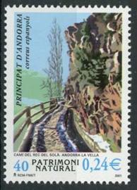 Andorra Sp., michel 279, xx