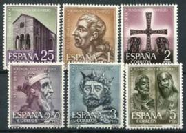 Spanje, michel 1289/94, xx