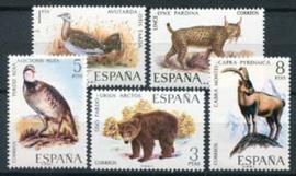 Spanje, michel 1931/35, xx