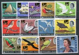 Pitcairn, michel 39/51, xx