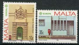 Malta, michel 831/32, xx
