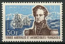 Antarctica Fr., michel 39, xx