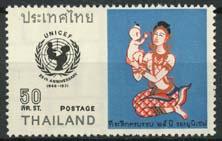 Thailand, michel 615 , xx