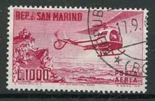 S.Marino, michel 696, o