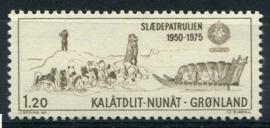Groenland, michel 95, xx
