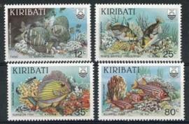 Kiribati, michel 451/54, xx
