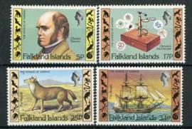 Falkland, michel 350/53, xx
