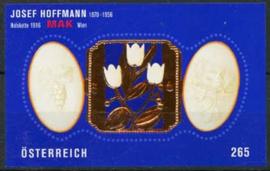 Oostenrijk, michel blok 40, xx