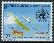 N.Caledonie, michel 759, xx