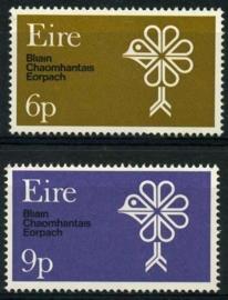 Ierland, michel 237/38, xx