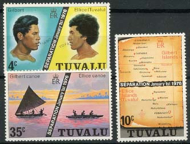 Tuvalu, michel 16/18, xx