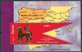Spanje, michel blok 193, xx