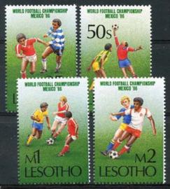 Lesotho, michel 565/68, xx